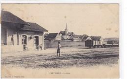 Haute-Saône - Frétigney - La Gare - Altri Comuni