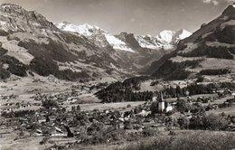 FRUTIGEN-GENERALANSICHT-NON VIAGGIATA  -REAL PHOTO - BE Berne