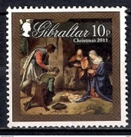 Gibraltar 2011 -  Merry Christmas - Gibraltar