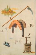Chromo & Image > REBUS - TBE - Vieux Papiers
