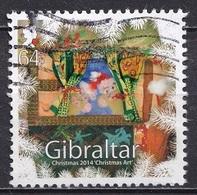 Gibraltar 2014 -  Merry Christmas - Gibraltar