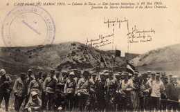 CAMPAGNE DU MAROC - 494 2 - Colonne De Taza- Une Journée Historique 16 Mai 1914- Jonction Du Maroc Occidental... - Sonstige