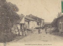 Broussey  En Blois   Rue Du Moulin - France