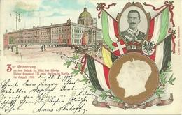 Visita Di Vittorio Emanuele III A Berlino 1902 , Riproduzione C26, Reproduction, Illustrazione - Case Reali