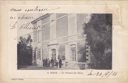 (49)   BERRE - Les Bureaux Des Salins - Autres Communes