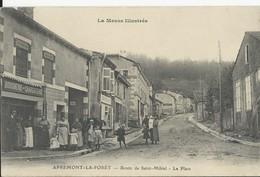 Apremont La Foret Route De Saint Mihiel   La Place    Boucherie -Charcuterie - France