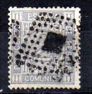 Sello Nº 116 España - 1872-73 Reino: Amadeo I