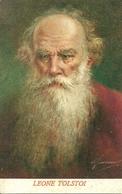Leone Tolstoi, Scrittore E Filosofo, Riproduzione C30, Reproduction, Illustrazione - Scrittori