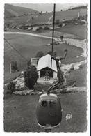 CPSM DE VILLARDS DE LANS,38,DANS LES ANNEES 1950,LA BENNE - Villard-de-Lans