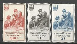 TIMBRES BIENFAISANCE N° 81 à 83 NEUF** LUXE SANS CHARNIERE / MNH - Commemorative Labels