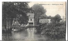CPA  De  AUMALE  (76)  -  Moulin  Sur  La  Bresle     //  TBE - Aumale
