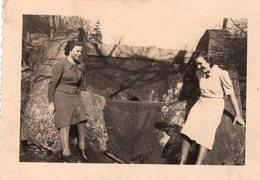 Original Photo Vintage Girls - Pin-Ups