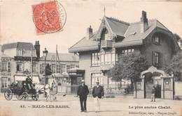 MALO LES BAINS - Le Plus Ancien Chalet - Malo Les Bains