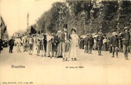 Belgique - Bruxelles - Une Noce En 1930 - Nels Série 1 N° 290 - Fêtes, événements