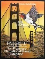 # Tonga 1997**Mi.1477 Internationale Briefmarkenausstellung PACIFIC '97 , MNH [19;170] - Vögel