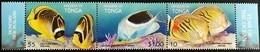 # Tonga 1998** Mi.1536-38  International Year Of The Ocean , MNH  [19;172] - Peces