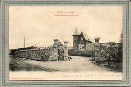 CPA - ANOULD (88) - Aspect De La Villa Iris,du Directeur Des Usines De Papeteries En 1914 - Ad. Weick - Anould