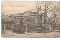 75 - PARIS - Jardin D'Acclimatation - La Serre Froide Et La Palmarium - Parcs, Jardins