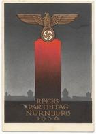 Propaganda   - Reichsparteitag 1936  - NSDAP - Weltkrieg 1939-45