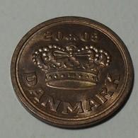 2005 - Danemark - Denmark - 50 ORE, MARGRETHE II, KM 866.3 - Danimarca