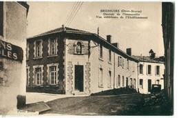 79 - Bressuire : Ouvroir De L' Immaculée - Vue Extérieure De L' établissement - Bressuire