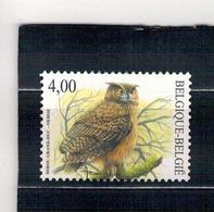 Vogels - Oiseaux - Oehoe / Hibou Grand-duc - 1985-.. Vogels (Buzin)