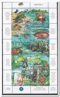Venezuela 1998, Postfris MNH, Birds, Animals, Flowers, Fish, Horse, Boat, Turtle, Shells - Venezuela