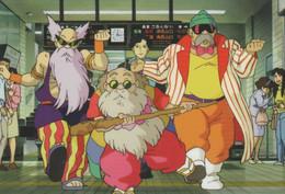 Postcard - Studio Ghibli - Pom Poko - Meet The Gang - New - Unclassified