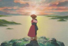 Postcard - Studio Ghibli - Tales From Earthsea - Saying Goodbye Is Always Sad - New - Unclassified