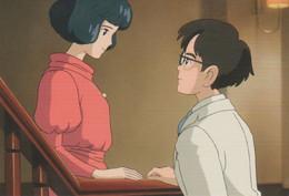Postcard - Studio Ghibli - The Wind Rises - Just Good Friends - New - Unclassified
