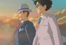 Postcard - Studio Ghibli - The Wind Rises - All Dressed Up - New - Unclassified