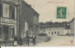 Avocourt   Place Principale      Hotel Et Café - France