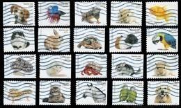 Etats-Unis / United States (Scott No.5106-25 - Pets) (o) - Used Stamps
