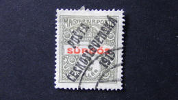 Czechoslovakia - 1919 - Mi:CS 114, Yt:CS 113 - MHMi:CS P48-53 O - Look Scan - Tchécoslovaquie