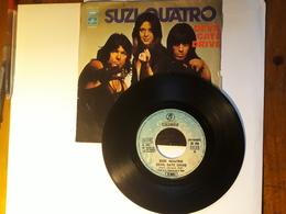 Suzi Quattro  -    Devil Gate Drive  - EMI In The MorningColumbia  36  006   95129  -  Anno 1974. - Disco, Pop