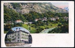 Switzerland - Graubünden Canton: Castasegna, Panorama  1927 - Unclassified
