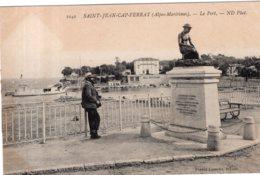 SAINT JEAN CAP FERRAT LE PORT TBE - Saint-Jean-Cap-Ferrat