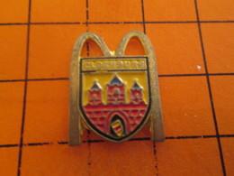 313K PIN'S PINS / Rare Et De Belle Qualité ! / Thème : Mc DONALD'S / Truc Machin BURG - McDonald's