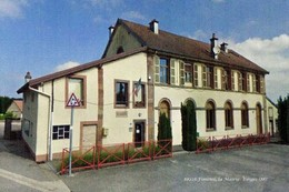 Fiménil (88)- Mairie (Edition à Tirage Limité) - Other Municipalities