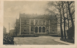 CPA - Pays-Bas - Tiel - Rechtsgebouw - Tiel
