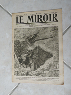 Le Miroir-la Guerre 1914-1918 (N°259) 10.11.1918 (Titres Sur Photos) Les Infos Sur La Vie Des Soldats Et Civiles - War 1914-18