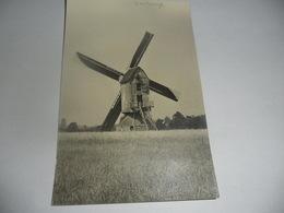 Herentals Noorderwijk Houten Molen Fotokaart - Herentals