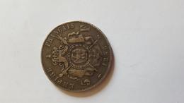5 Francs Napoléon III - Münzen & Banknoten