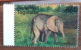 TOGO, Elephants, Elephant. Neuf Sans Charniere. MNH Emis En 1997 - Olifanten