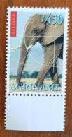 SURINAM, Elephants, Elephant. Yvert N° 1529. Neuf Sans Charniere. MNH - Olifanten