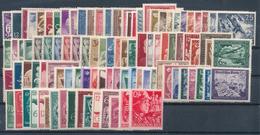 Deutsches Reich 811 - 910 ** Komplett - Jahrgänge 1942 - 1945 Mi. 266,- - Nuovi
