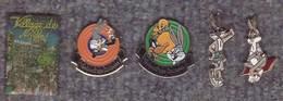 Lot De 5 Pin's - Bugs Bunny - BD