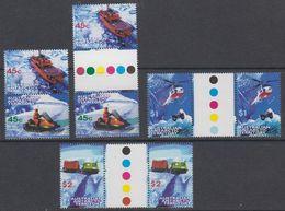 AAT 1998 Transport 2x4v ** Mnh (44130) - Australisch Antarctisch Territorium (AAT)