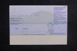 FRANCE - Coupon Réponse International Valable Jusqu'en 2006 - L 38698 - Storia Postale