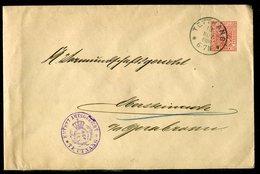 Wuerttemberg / 1900 / Ganzsachenumschlag Ex TETTNANG (23214) - Wuerttemberg